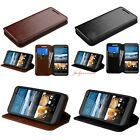 Leather PU Flip Card Wallet Stand Case Pouch Cover Skin For Motorola Moto Z Play