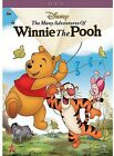 Many Adventures Of Winnie The Pooh (2013, DVD New)