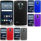 For LG G Stylo Rubber TPU Flexible Phone Skin Case Cover