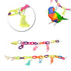 Pet Bird Bites Parrot Play Chew Toys Swing Cages For Cockatiel Parakeet Conure