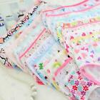 Kids Girl Underwear Cartoon Knickers Children Underpants Panties Underwear 2-12T