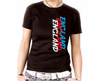 Damen Shirt Top Tee tattoo Meine Stadt Fun Shirt Ultras Pyro Fastival England
