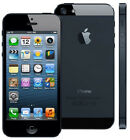 APPLE IPHONE 5 16GB GSM FACTORY UNLOCKED SMARTPHONE BLACK WHITE PHONE