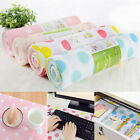 Lovely Polka Dots Shelf Contact Paper Kitchen Table Cabinet Drawer Liner Mat