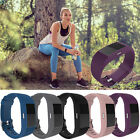 Colorful Replacement Wristband+Metal Buckle For Fitbit Charge 2 Bracelet Band