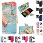 For LG Tribute HD LS676 X Style Wallet Case Phone Cover With Card Pocket Slots