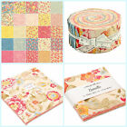 MODA Nanette by Chez Moi 100 % cotton charm pack jelly roll & layer cakes