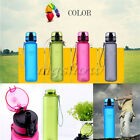 500ML Fruit Infusion Infusing Infuser Water Bottle Sports Health Maker Flip Lid