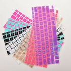 Silicone Keyboard Cover protector Skin for Macbook air Pro MAC 13 15 17