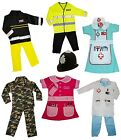 Girls Boys Dress Up Costume Childrens Kids Party Outfit Fancy Dress AGES 3-7
