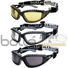 BOLLE TRACKER PLATINUM Work Safety Glasses Specs Goggles Anti Mist Fog & Scratch
