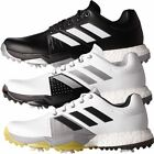 """""""NEW FOR 2017"""" ADIPOWER BOOST 3 MENS WATERPROOF GOLF SHOES - MICROFIBRE LEATHER"""