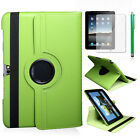 360 Rotating Leather Case Cover For Samsung Galaxy Note 10.1 N8000 N8010 N8020