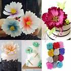 1600 PCS Artificial Flower Stamen Double Tip Pearlized Craft Cakes Decoration