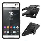 8 Colors Anti-skid shock Hybrid case cover For Sony Xperia XA Ultra/C6 Ultra