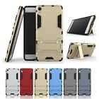 6 Colors Hybrid Rugged Rubber Matte Hard Case Cover For Sony Xperia XA 40