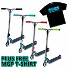 Madd Gear VX7 Team Limited Edition Neochrome Scooter + Free MGP T-Shirt