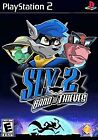 Sly 2: Band of Thieves Greatest Hits (Sony PlayStation 2, 2005) *USED*