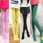 Children Baby Girls Pantyhose Kids Tights Ballet Stockings Velvet Candy Color