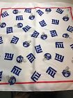 NEW YORK GIANTS NFL RETRO THROWBACK BANDANA FREE SHIPPING $9.99 USD on eBay