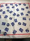 NEW YORK GIANTS NFL RETRO THROWBACK BANDANA FREE SHIPPING $12.99 USD on eBay