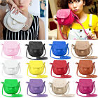 Leather Messenger Crossbody Shoulder Bag Satchel Handbag Tote For Women Girls