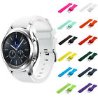 22mm Womens Mens Silicone Wristband Watch Band Strap For Samsung Gear S3 Classic