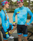 2017 Colombian National Cycling Collection: Women's Long Sleeve Jersey by Suarez