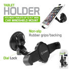 Cellet Car Windshield Tablet Holder Mount with Extra Large Suction Cup Black