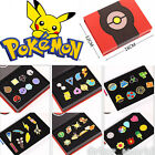 6Pcs Pokemon Gym Badges Pins Kanto Johto Hoenn Sinnoh Unova Kalos League Toys