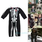 Halloween Newborn Baby Girl Boys Cotton Romper Bodysuit Jumpsuit Outfits Costume