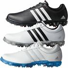 ADIDAS 2017 ADIPURE FLEX MENS SPIKES WATERPROOF LEATHER GOLF SHOES-WIDE FITTING
