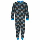 Newcastle United Football Club Official Soccer Gift Boys Kids Pajama All-In-One