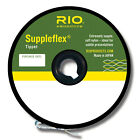 RIO SuppleFlex Tippet 30yd Spools Trout Fly Fishing Featherweight Presentations