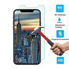 New Premium Real Tempered Glass Film Screen Protector for Apple iPhone 8 8Plus X