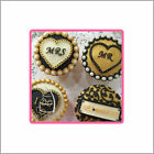 KATY SUE Design Silcone Moulds for Cake Decoration heart alphabet buttons pearl