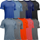 Under Armour 2017 Mens Threadborne Fitted SS Training T-Shirt Sports Tee