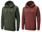 Wychwood Carp Fishing Hoody - Moss Green or Brick Red - All Sizes
