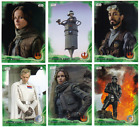 2016 Topps Star Wars Rogue One Series 1 - Green Squad Parallels - Card #'s 1-90 $1.19 USD on eBay