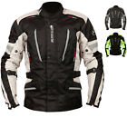Buffalo Cyclone Motorcycle Motorbike Bike Jacket Waterproof CE Armour Breathable