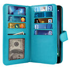 "For Alcatel TRU 5065 Stellar Pop 3 5"" Flap Holder PU Leather Wallet Cover Case"