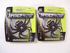 NEW SPIDERWIRE STEALTH GLOW-VISBRAID FISHING LINE 20LB OR 50LB YOU CHOOSE