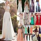Multi Styles Boho Women Summer Ladies Party Evening Beach Long Maxi Dress 6-20A