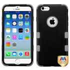Apple iPhone 6 / 6S Hybrid TUFF IMPACT Phone Case Hard Rugged Cover