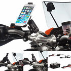 """Motorcycle M6 M8 M10 Bolt 3"""" Extended Mount + Holder for Apple iPhone 6 6s 4.7"""""""