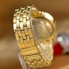High Quality Luxury Women's Crystal Stainless Steel Quartz Analog Wrist Watch