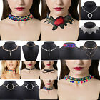 Fashion WomenChain Jewelry Pendant Choker Chunky Statement Chain Necklace Gifts