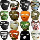 Skull Motorcycle Snowmobile Ski Outdoors Jeep Costume Seek Bikers Face Mask Lot
