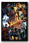 Framed Marvel X-Men Characters Poster New