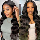 Peruvian Human Hair Wig Silk Top Base Full Lace/Lace Front Wigs with Baby Hair 2